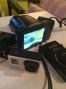 Three Camera Package