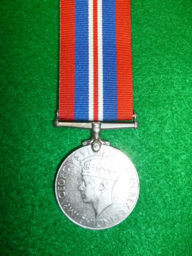UK / Britain - The War Medal WW2 - Good Condition