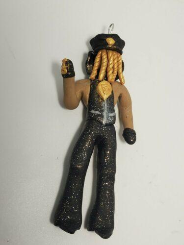 PRINCE 1992 My Name is Prince INSPIRED Christmas Ornament Hand Made LTD