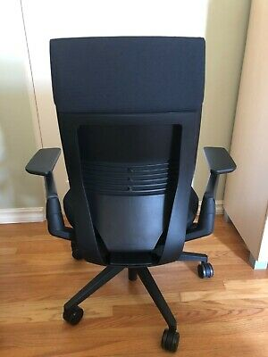 Steelcase Gesture Black Ergonomic Task Chair