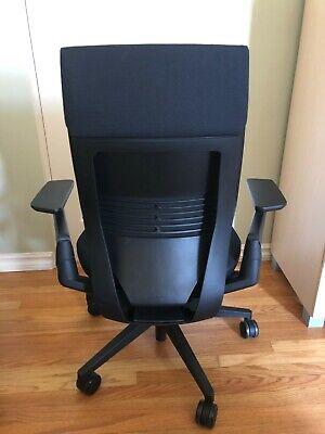 Steelcase Gesture Black Ergonomic Task Chair