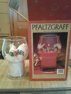 Подсвечники и аксессуары 1995 Pfaltzgraff Christmas