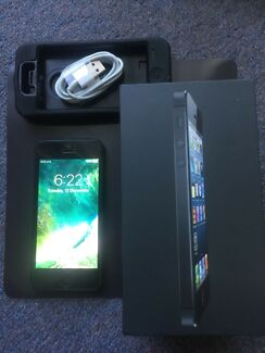 IPHONE 5 16GB GREAT CONDITION
