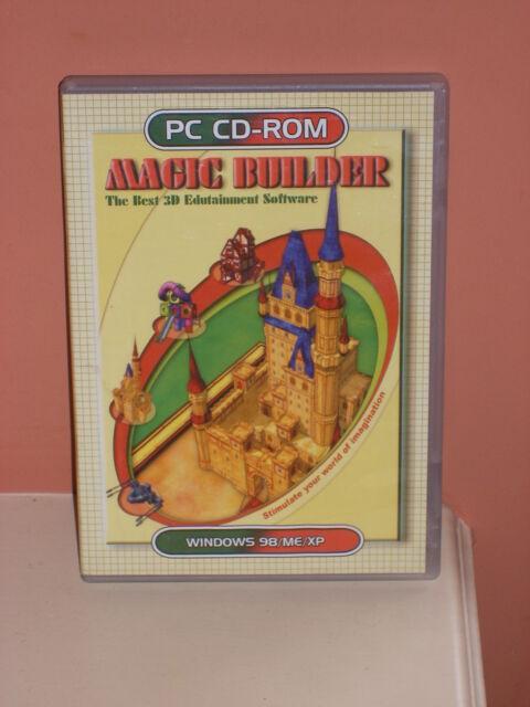 Magic Builder, PC CD ROM