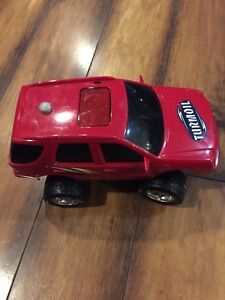 Red Truck Toy