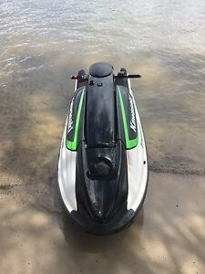 Kawasaki  2009 model SXR 800 stand up JetSki Charlestown Lake Macquarie Area Preview