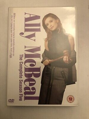 Ally McBeal - The Complete DVD Collection. Brand New 30 Disc Set