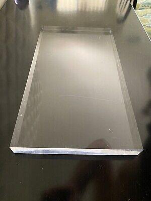 Elegant Acrylicplexiglass Block Display Base 1x7x13