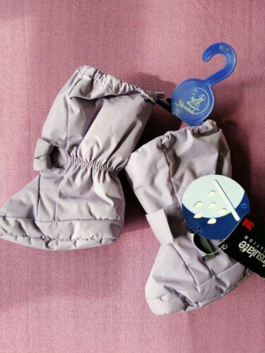 Sterntaler Babyschuhe Überzieher Babywinterschuh Regen Größe 17/18 von 6-12Monat