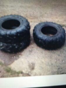 3 ATV Tires