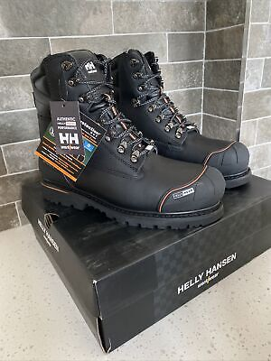 Helly Hansen 78300_992 Chelsea Welted HT WW Boots UK 7.5 Black Work Boots
