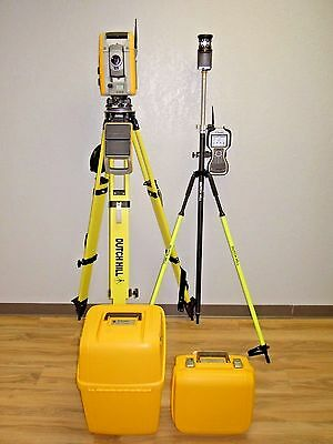 Trimble S6 Robotic Total Station 3 Sec Dr 300 Tsc3 Access Mt1000