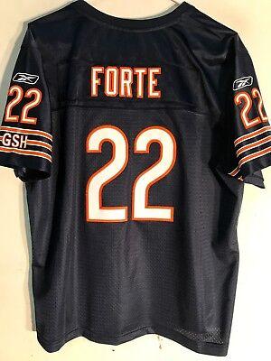 Reebok Women's Premier NFL Jersey Chicago Bears Matt Forte Navy sz 2X ()