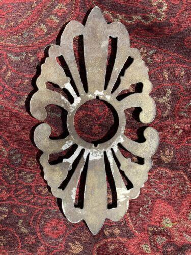 Antique Door Brass Face Plate - $19.95
