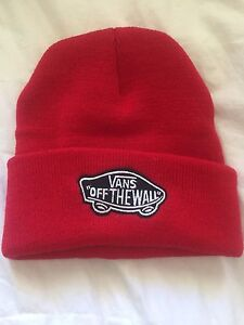 Van's Off The Wall beanie