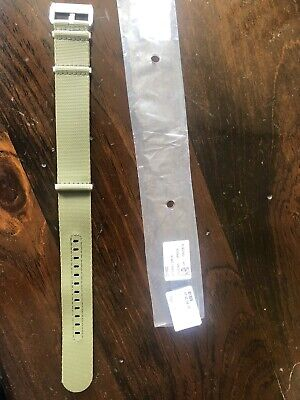 BRAND NEW! Blancpain Fifty Fathoms Olive Green Mens Watch Nato Strap 23mm