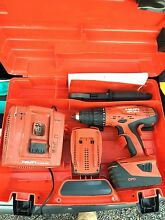 Hilti drill and batteries Kahibah Lake Macquarie Area Preview