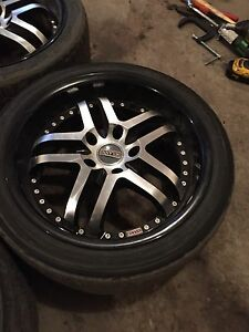 "Milanni kapri 18"" wheels"