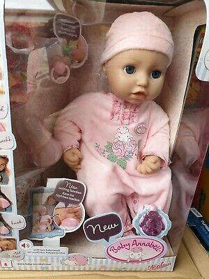Zapf Creation Baby Annabell Interactive Doll