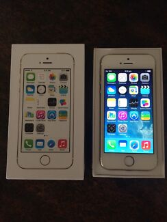 iPhone 5s 64gb Gold Unlocked in Good Condition Mount Gravatt Brisbane South East Preview