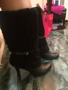 size 7 boots (GUESS and Ralph Lauren ) Kitchener / Waterloo Kitchener Area image 6