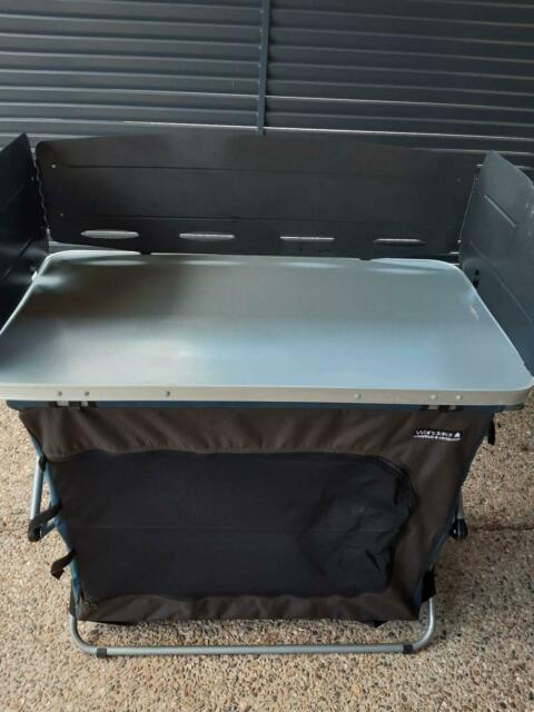 Wanderer Camp Kitchen Cupboard Stove Stand Camping Amp Hiking Gumtree Australia Maroochydore