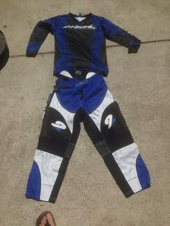 M2R Oneal Motorbike Mx Motocross Gear Junior Size L