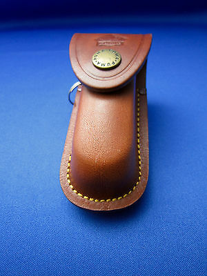 Puma Leather Belt Pouch 092 made In Germany