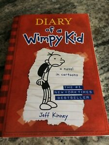 Brand New Diary Of A Wimpy Kid 1-2 Pack