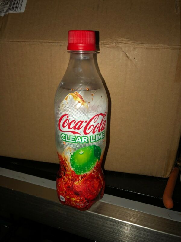Coca Cola Clear Lime