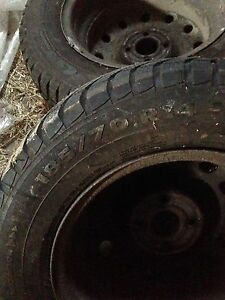 Good winter tire off previous car   Need gone asap