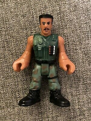 """IMAGINEXT FIGURE COMBAT CARL Accessory TOY STORY 4 DISNEY FISHER PRICE 3"""""""