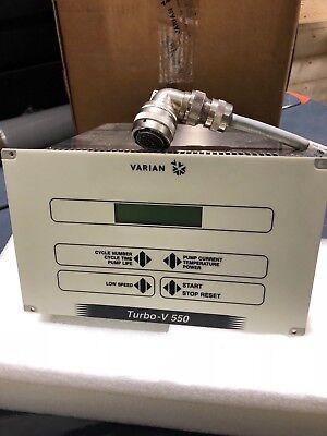 Varian Turbo-v 550 Pump Controller 9699444 Tv550