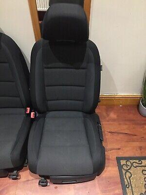 Volkswagen Golf MK6 Passenger Side Front Seat Heated 2009-2013 5door Hatchback