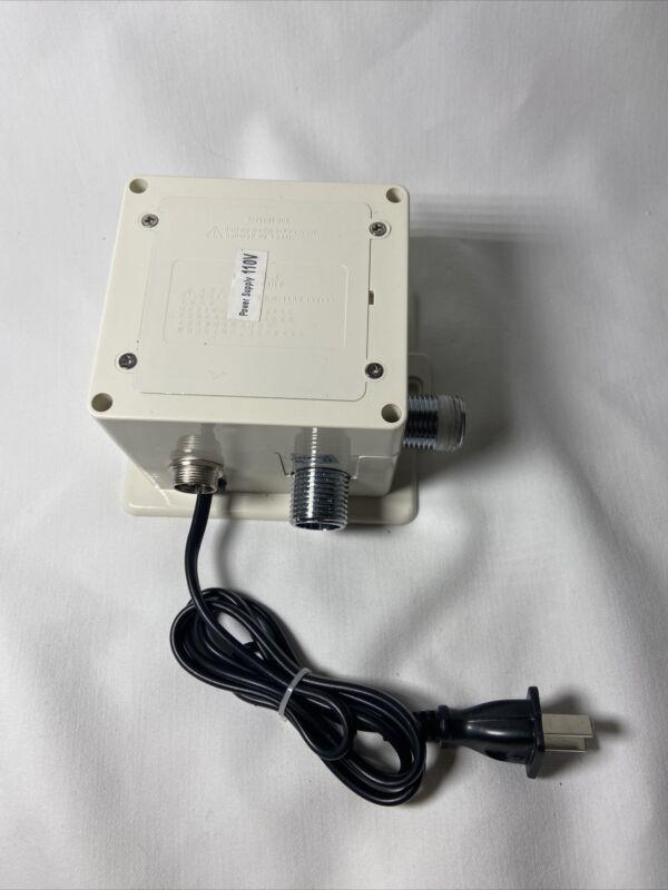 Battery Box Ackalescent Battery Lr6 1. 5vx4