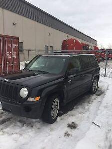 2010 jeep patriot 4x4 trade for bowrider