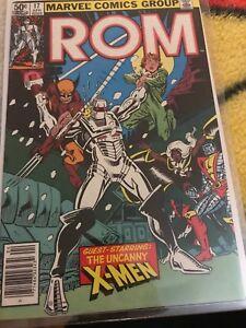 ROM Comic Lot