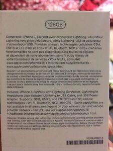 Unlocked iPhone 7 - 128gb