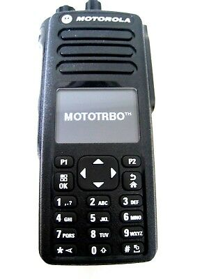Motorola Mototrbo Xpr 7000 Series Digital Portable Two-way Radio Uhf Antenna