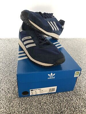 Adidas New York 11 Navy Not London Manchester Liverpool Bern Koln Berlin