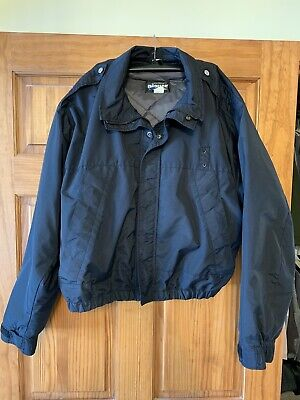 Blauer Gortex Police Duty Jacket Dark Navy XL