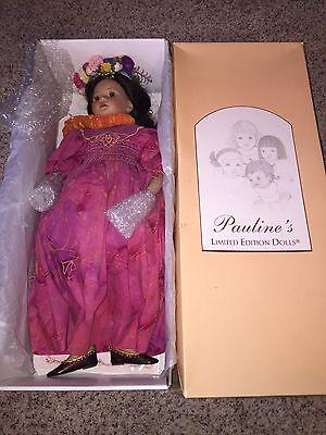 Pauline Bjonness Jacobsen Dolls
