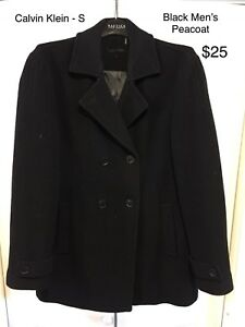 Men's Jackets - Various Seasons/Name Brands