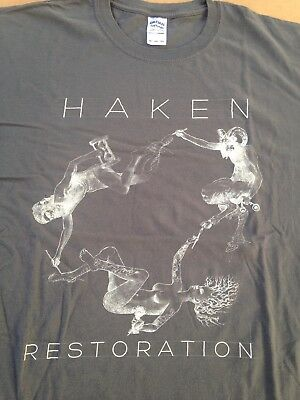 Haken Shirt Mike Portnoy Dream Theater Prog Metal Winery Dogs Sons Of Apollo - $19.99