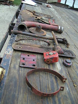 Farmall Tractor Misc Parts Brackets Levers Packagedeal