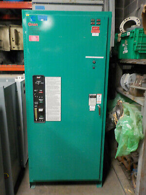 Onan Transfer Switch 400amp 480volt