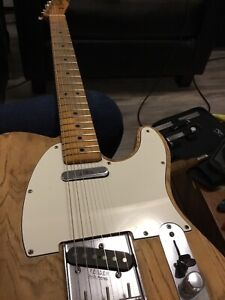 ISO mid to late 60's Vintage Fender Telecaster parts