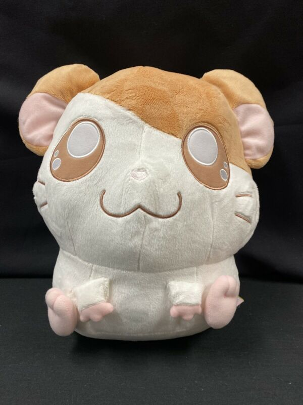 Banpresto I LOVE HAMUCHANS from Tottoko Hamtaro Plush Ham-chan Hamster 30cm Big