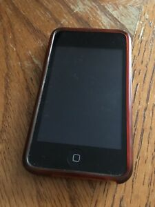8gb Black iPod Touch 3rd Generation For Sale