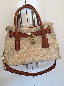 Michael Kors small MK logo bag